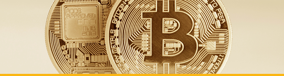 Bitcoin-Einheit - Bitcoin-Symbol-Digital