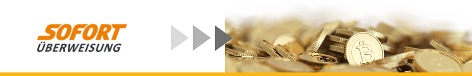 Bitcoins kaufen mit Sofortüberweisung
